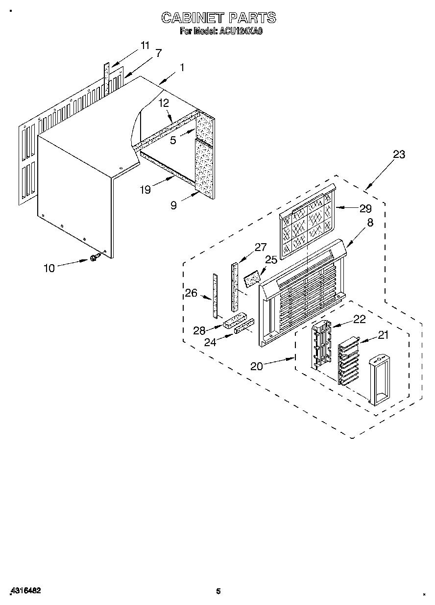 ACU124XA0