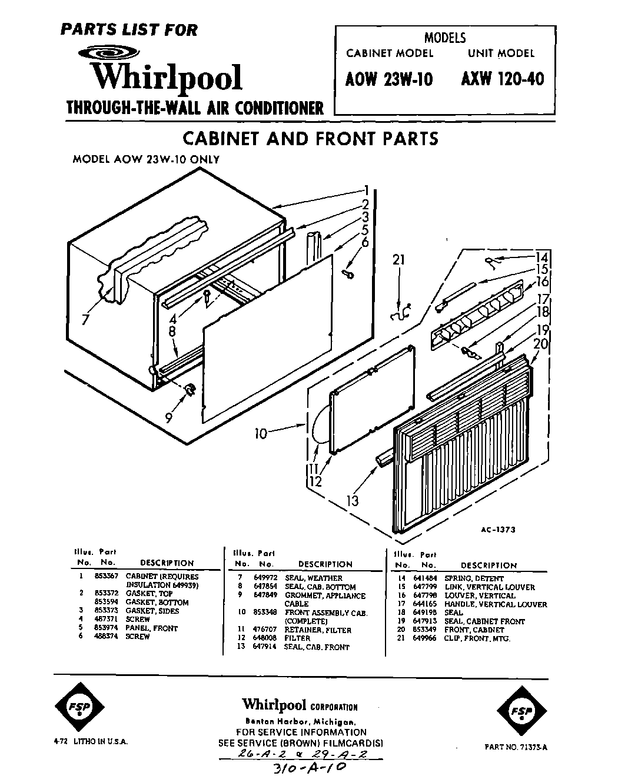 AXW12040