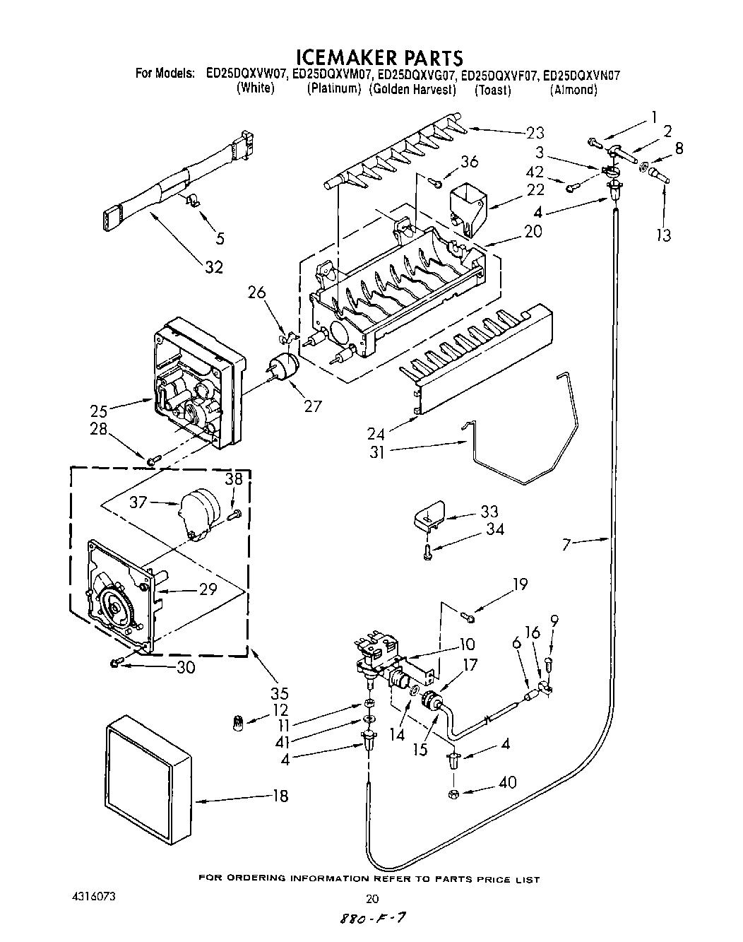 ED25DQXVF07
