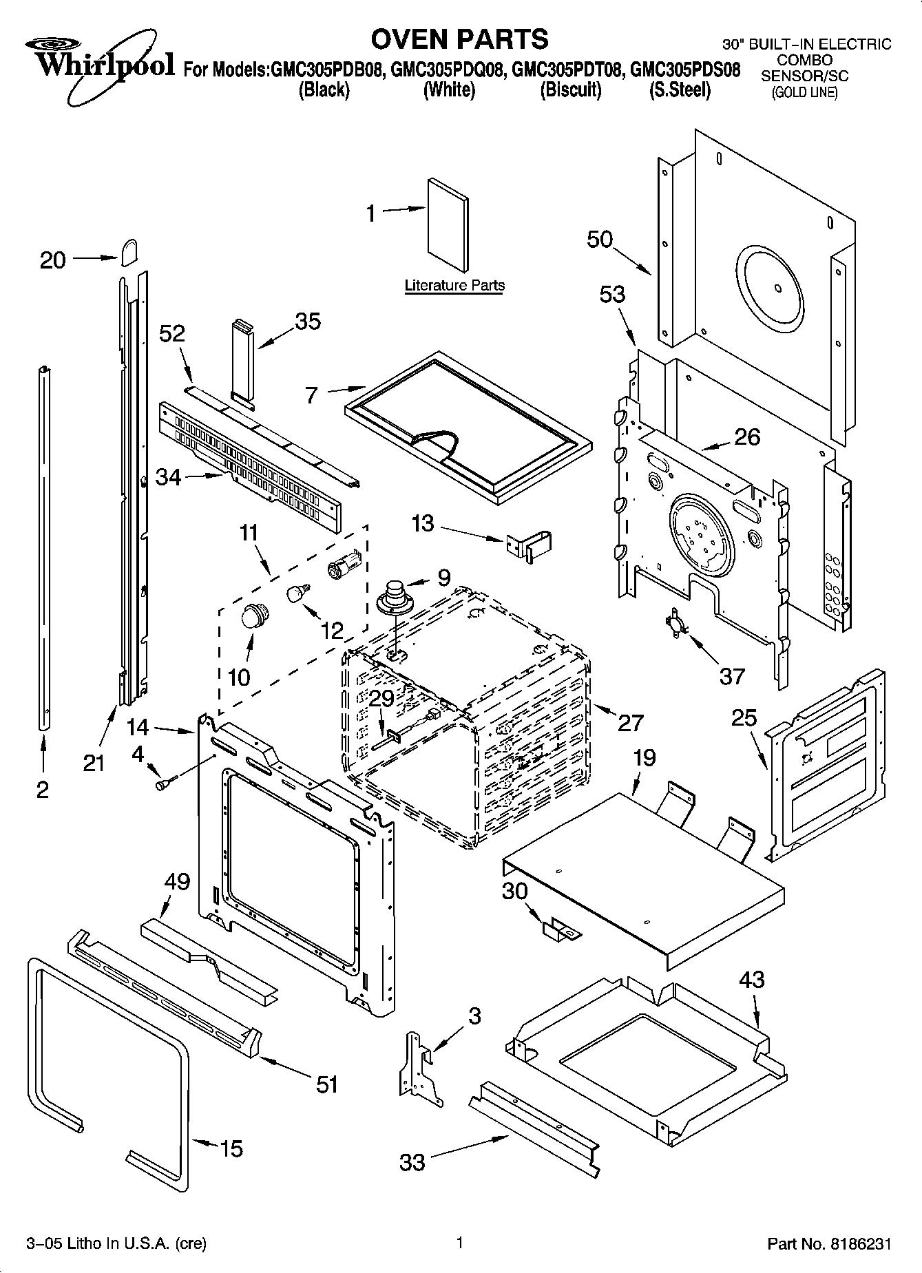 GMC305PDT08