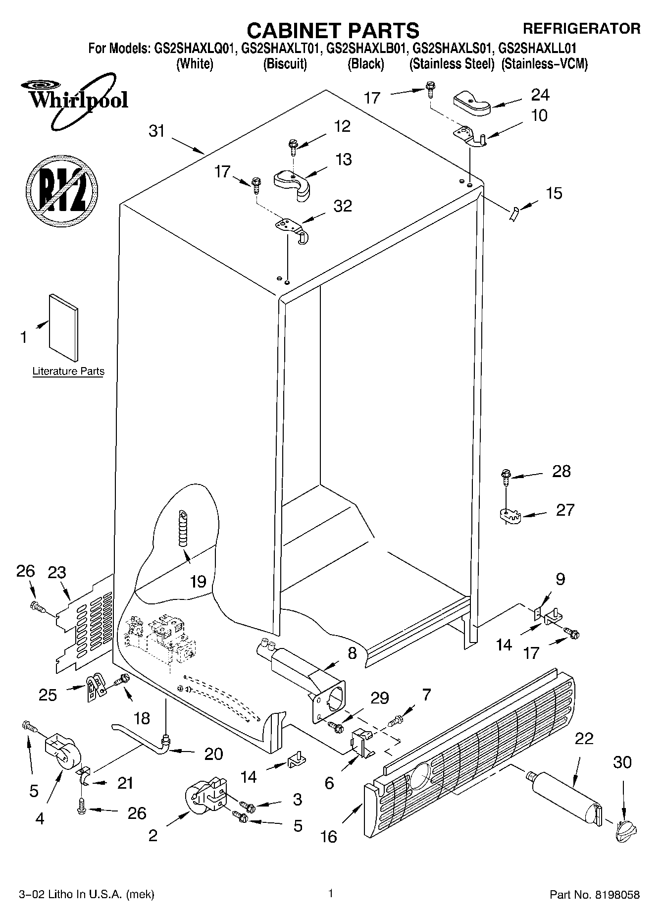 GS2SHAXLB01