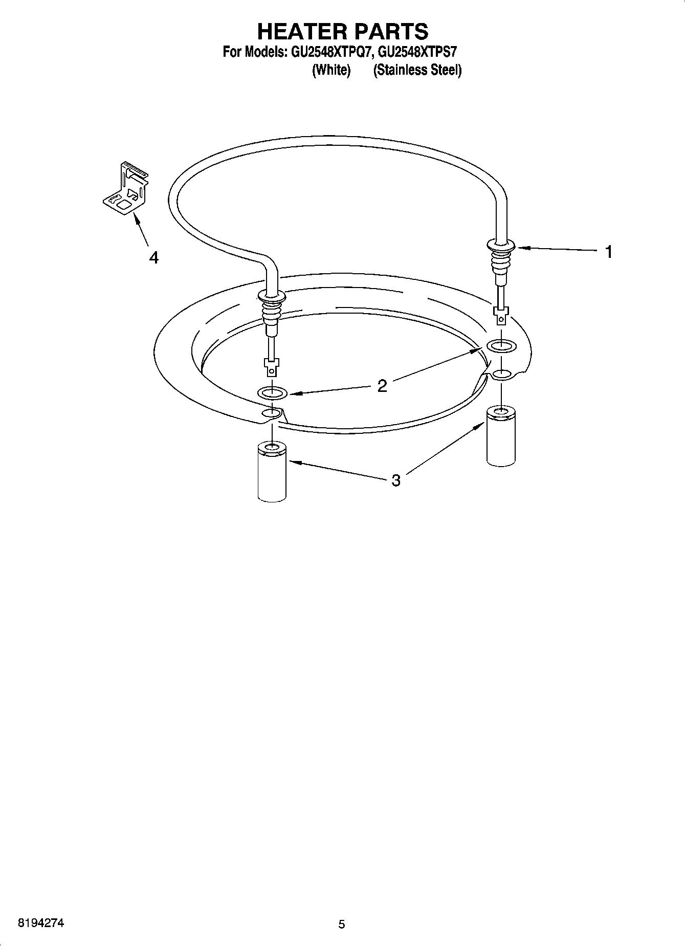 GU2548XTPS7