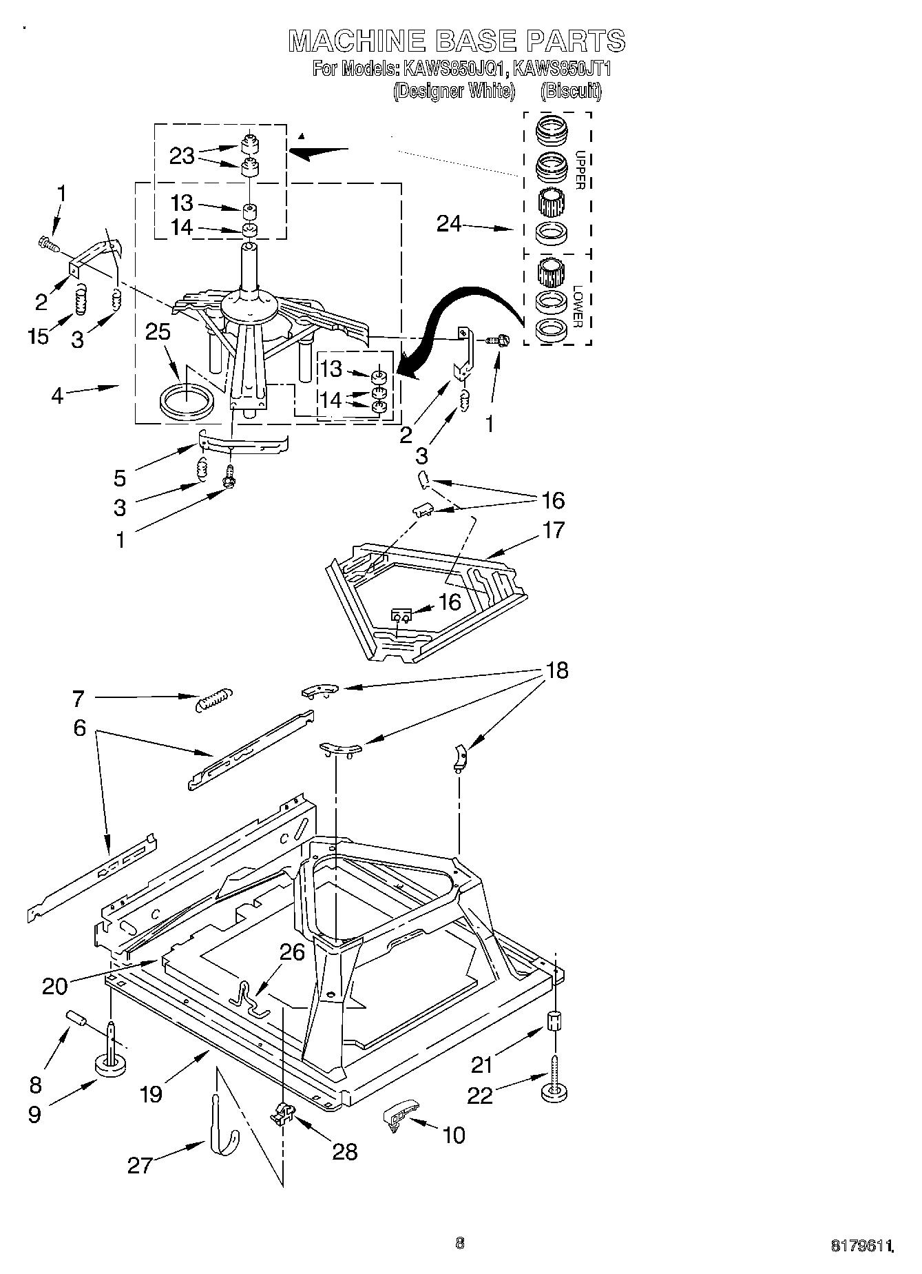 KAWS850JT1
