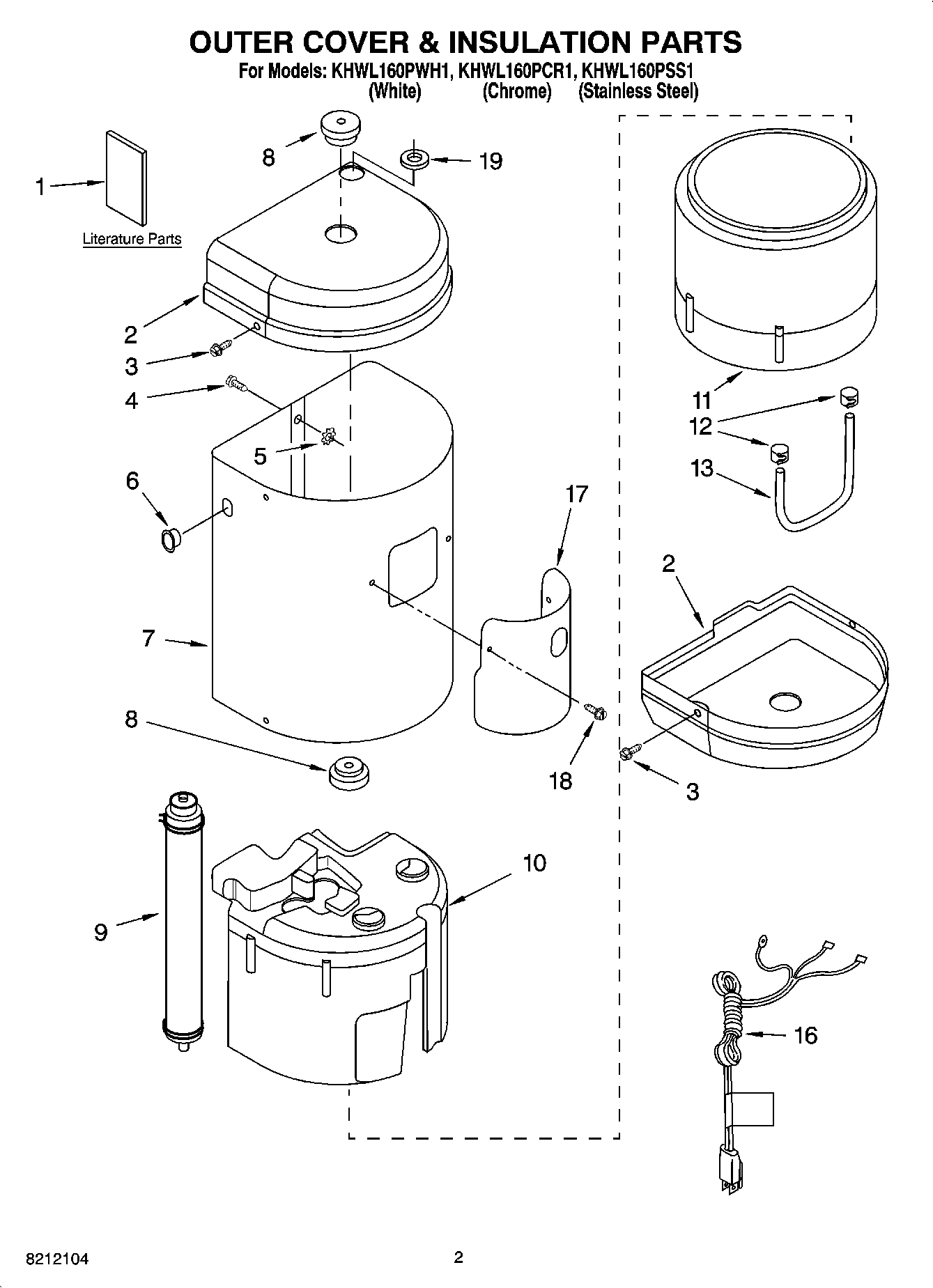KHWL160PCR1