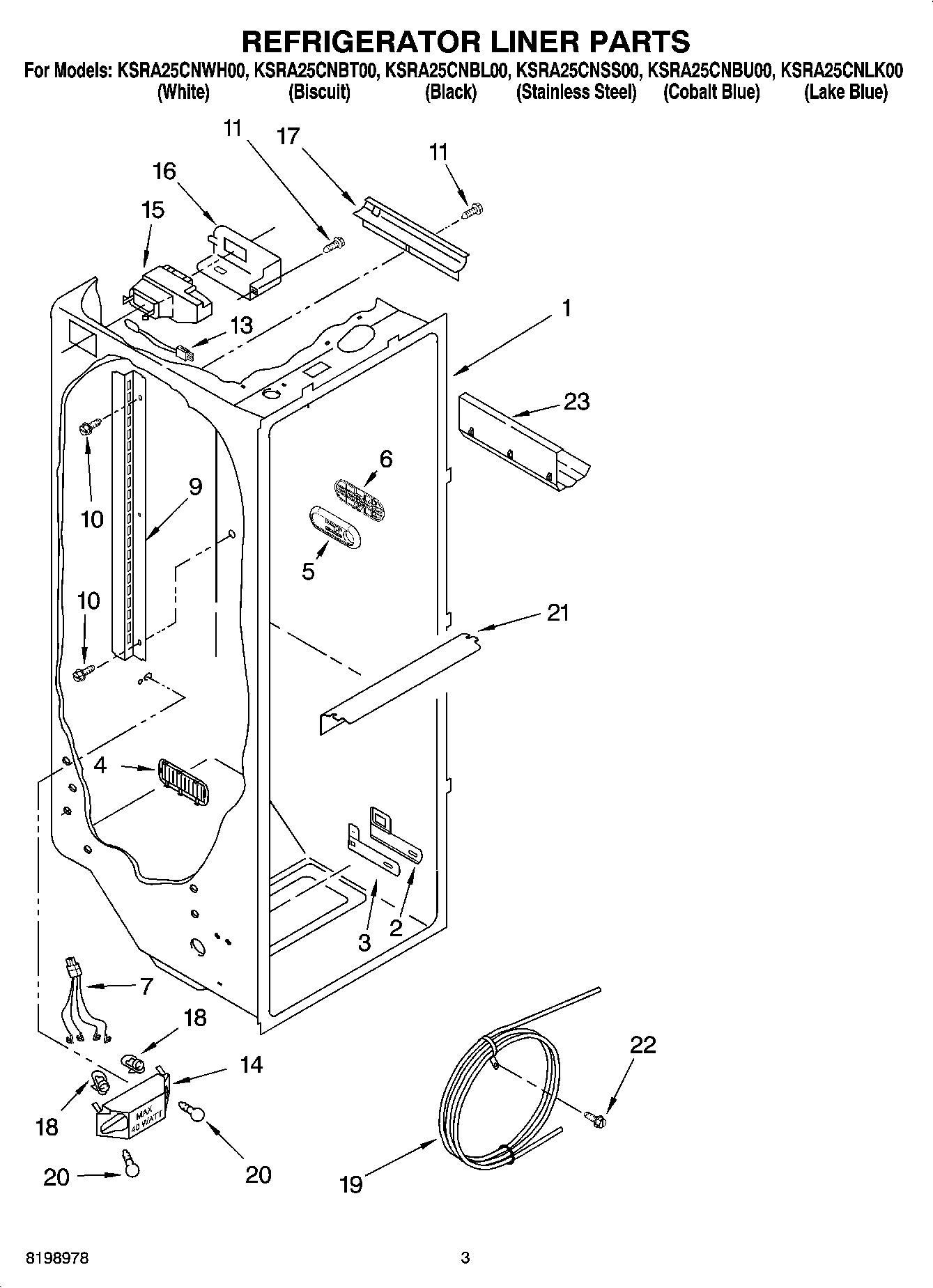 KSRA25CNBL00