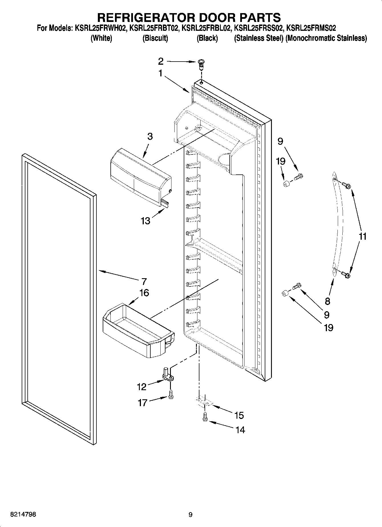 KSRL25FRBT02