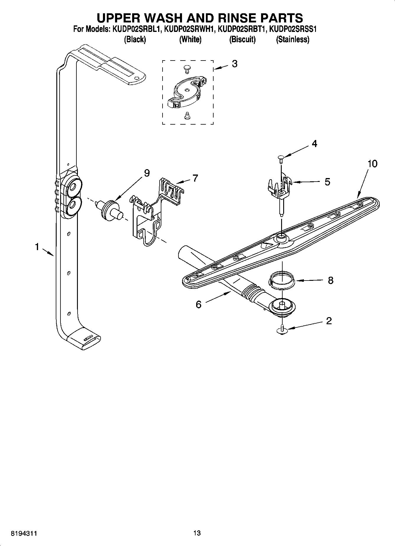 KUDP02SRWH1