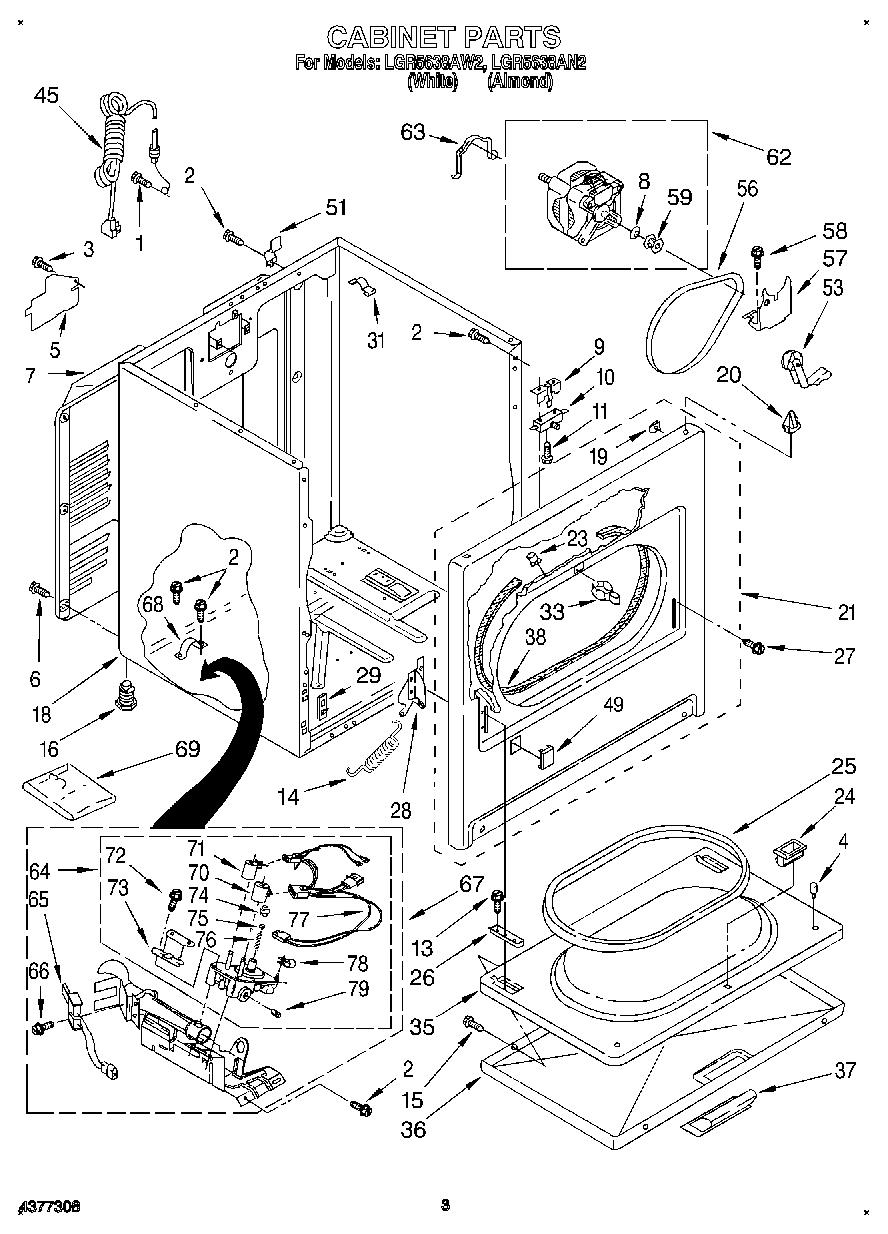 LGR5638AW2