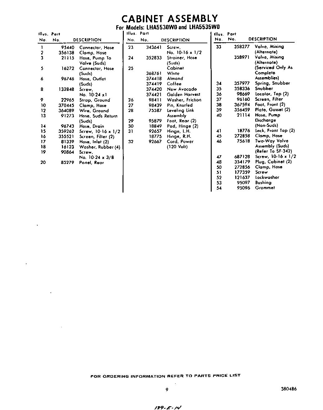 LHA5535W0