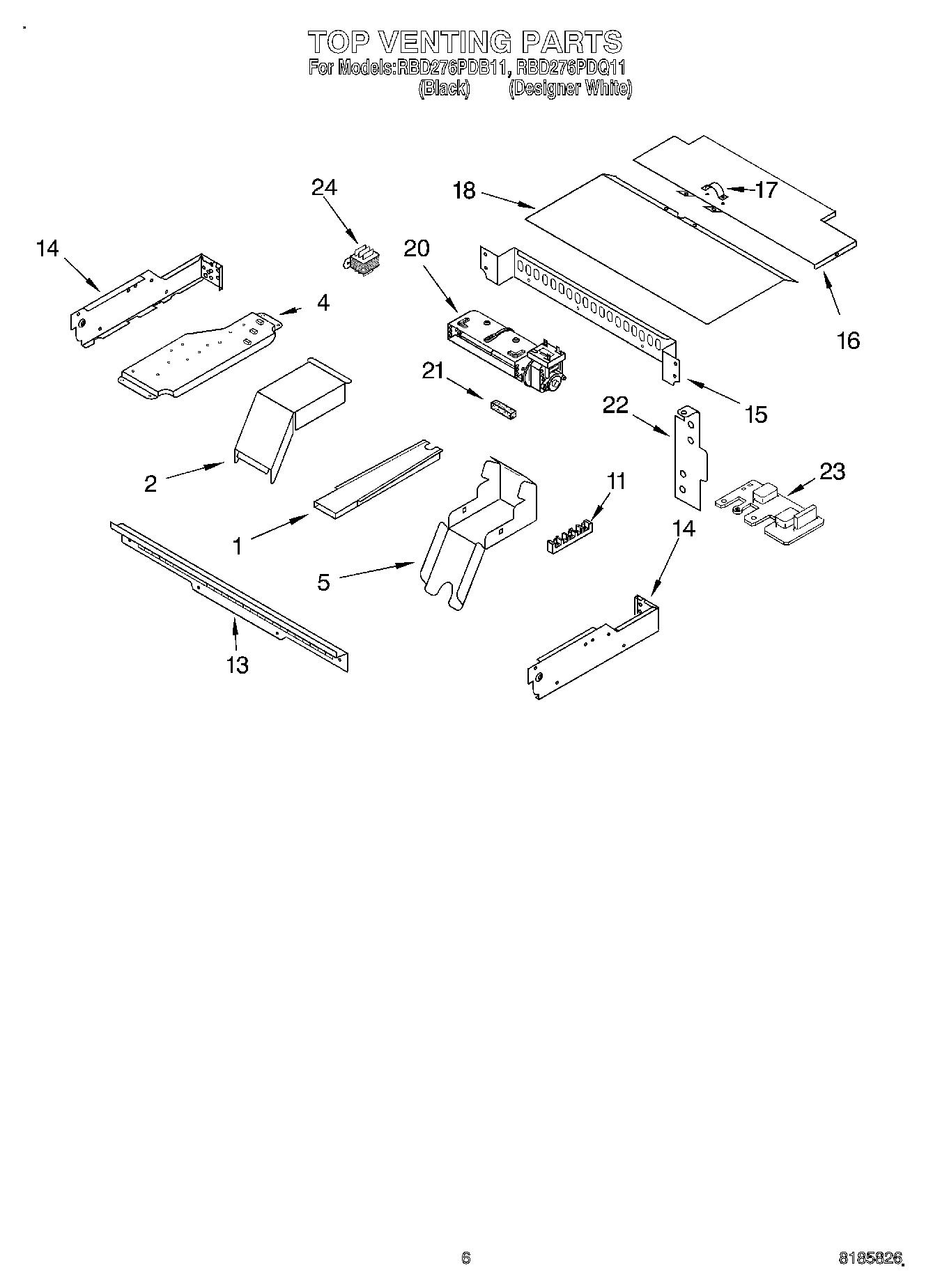 RBD276PDQ11