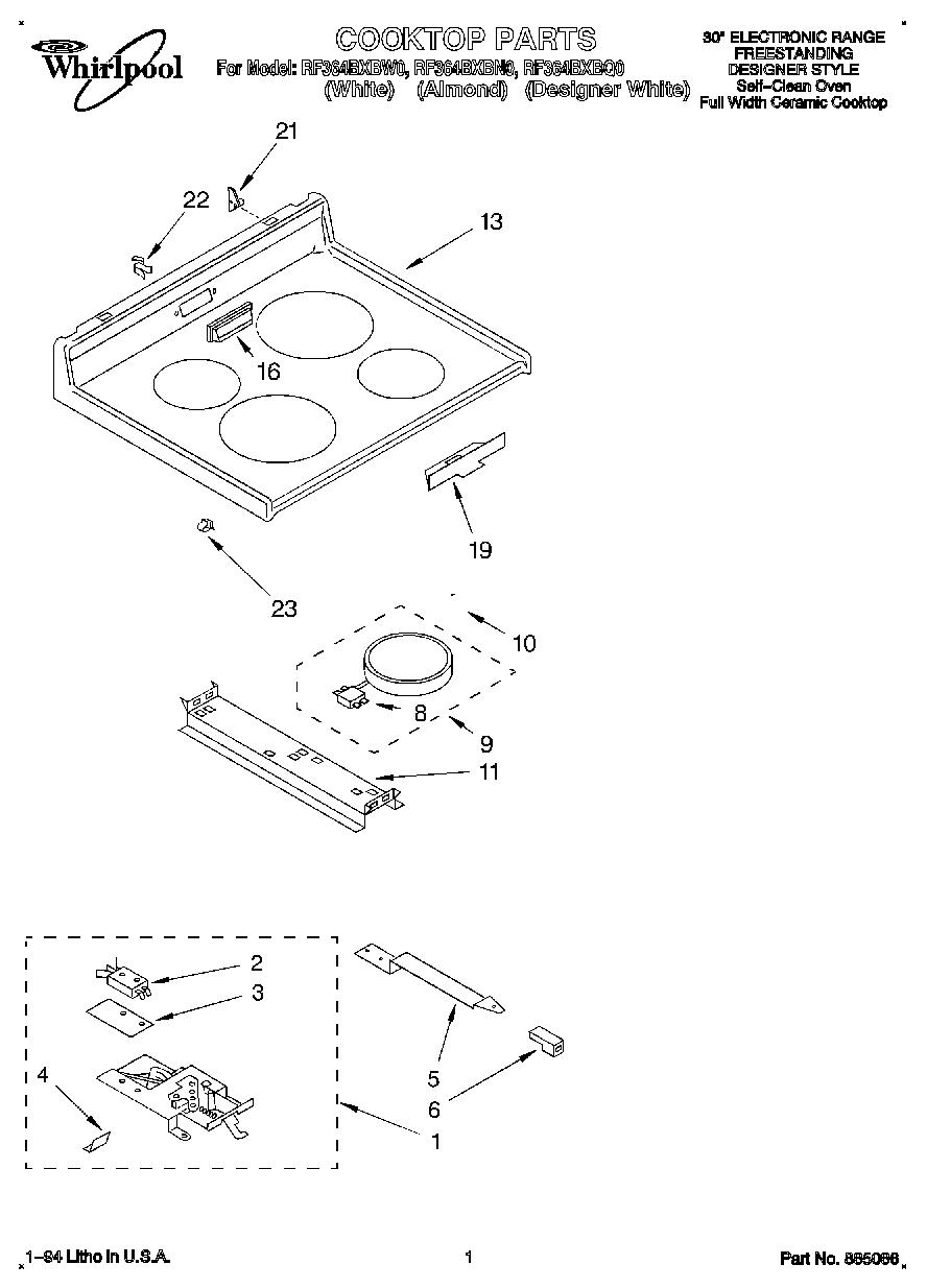 RF364BXBN0